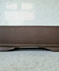 High Quality Rectangle Unglazed Bonsai Pot (ZC-11 Large)